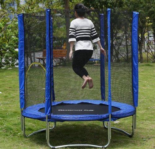 Quels sont les différents types de trampolines ?